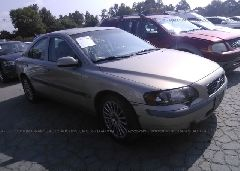 2002 Volvo S60 - YV1RS53D922122290 Left View