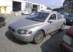 2002 Volvo S60 - YV1RS53D922122290 Right View