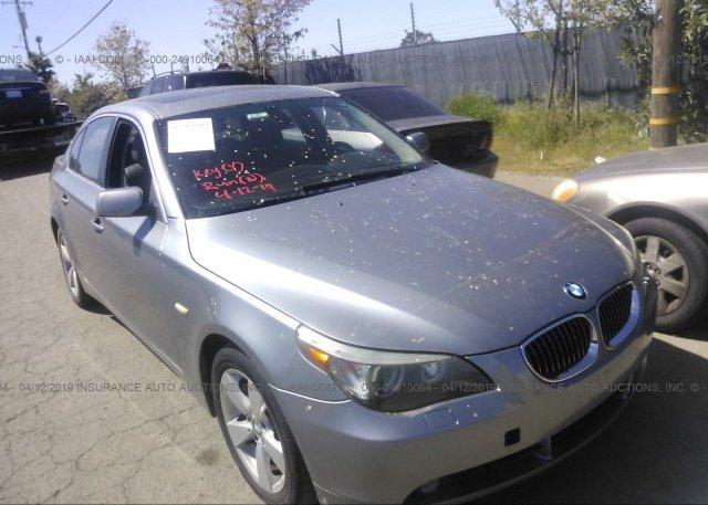 Inventory #370996816 2006 BMW 525
