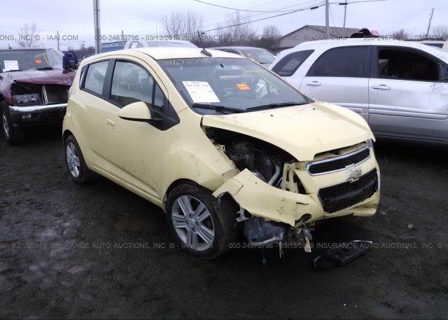 Inventory #449277081 2014 Chevrolet SPARK