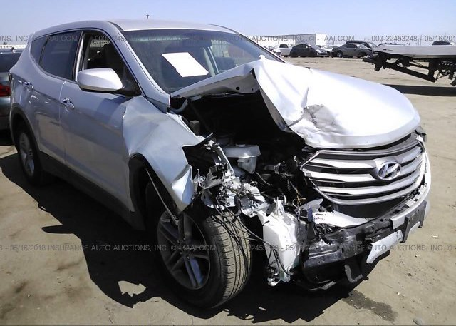 Inventory #263883033 2017 Hyundai SANTA FE SPORT