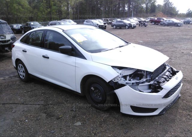 Inventory #769975693 2016 FORD FOCUS