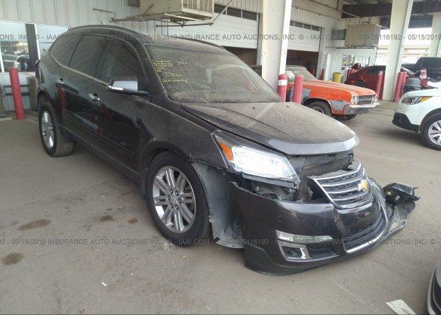 Inventory #381759113 2013 Chevrolet TRAVERSE