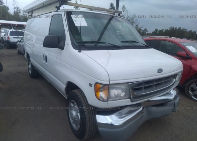 Inventory #944624921 2001 FORD ECONOLINE