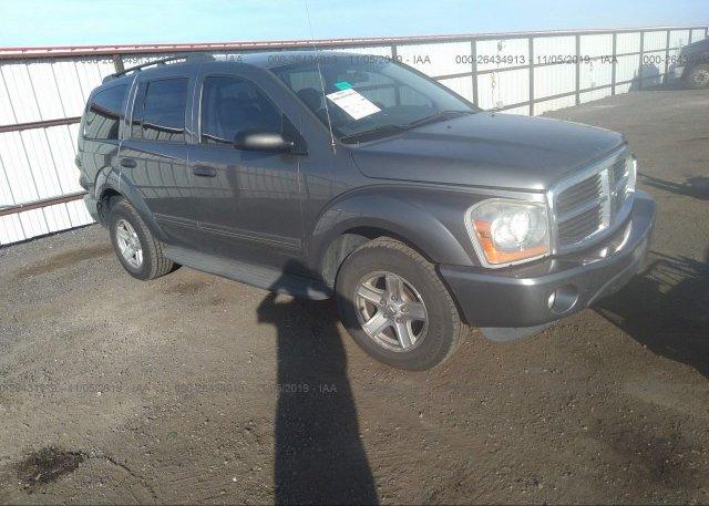 Inventory #442038860 2005 Dodge DURANGO