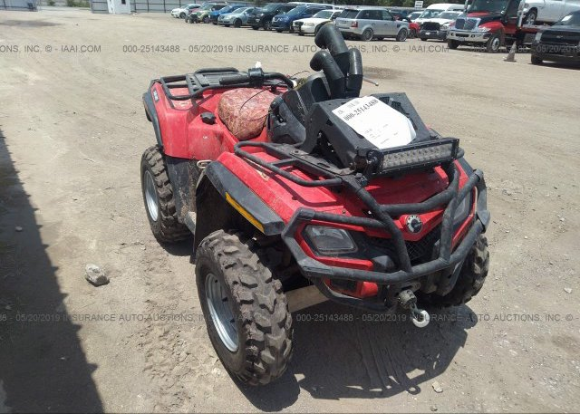 Inventory #671321779 2010 Can-am OUTLANDER