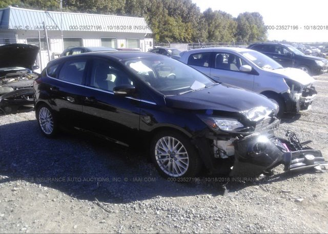 Inventory #160174116 2014 FORD FOCUS