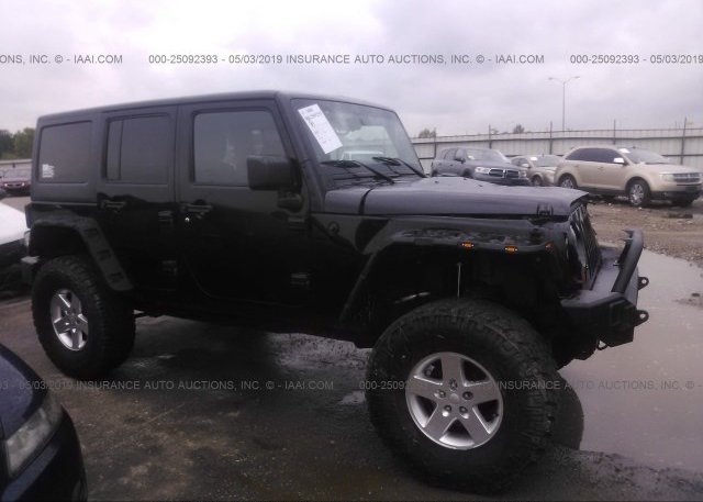 Inventory #703397721 2012 JEEP WRANGLER UNLIMITE