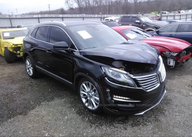 Inventory #662884113 2018 Lincoln MKC