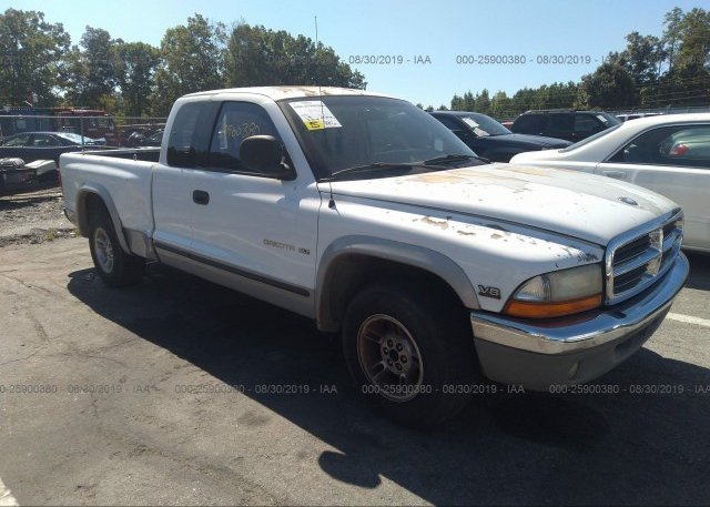 Inventory #652487503 1997 Dodge DAKOTA