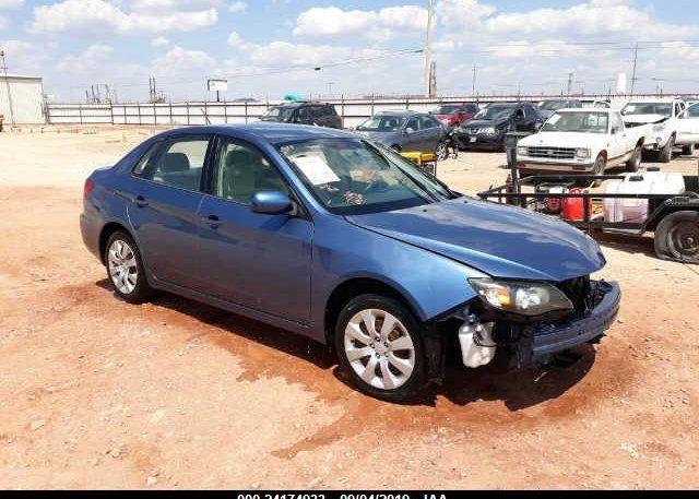 Inventory #583358341 2009 Subaru IMPREZA