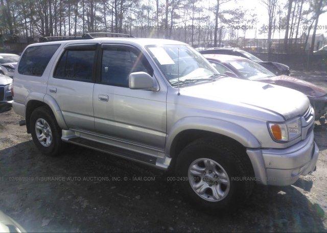 Inventory #565377069 2001 Toyota 4RUNNER