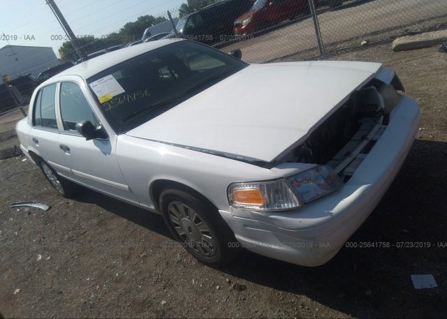 Inventory #153550865 2011 FORD CROWN VICTORIA