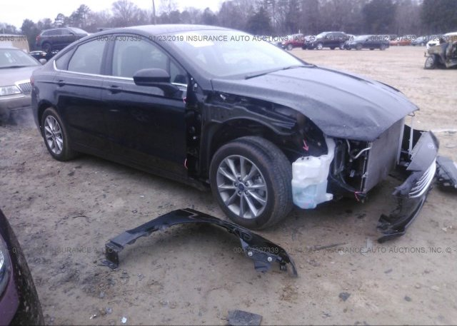 Inventory #828682762 2017 FORD FUSION