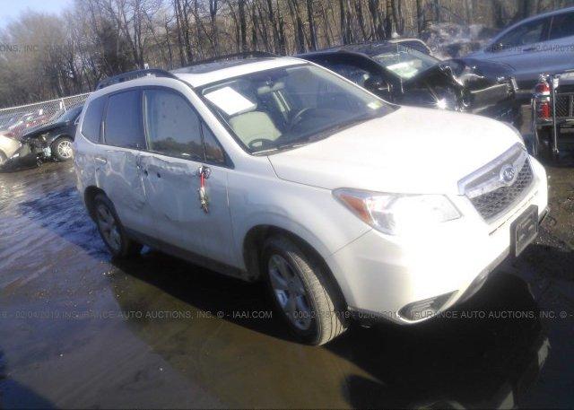 Inventory #832713699 2015 Subaru FORESTER