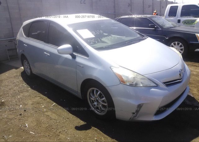 Inventory #926645458 2012 Toyota PRIUS V