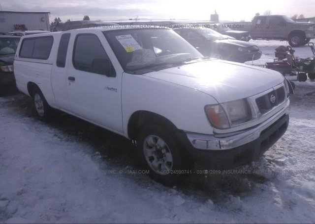 Inventory #272763007 2000 Nissan FRONTIER