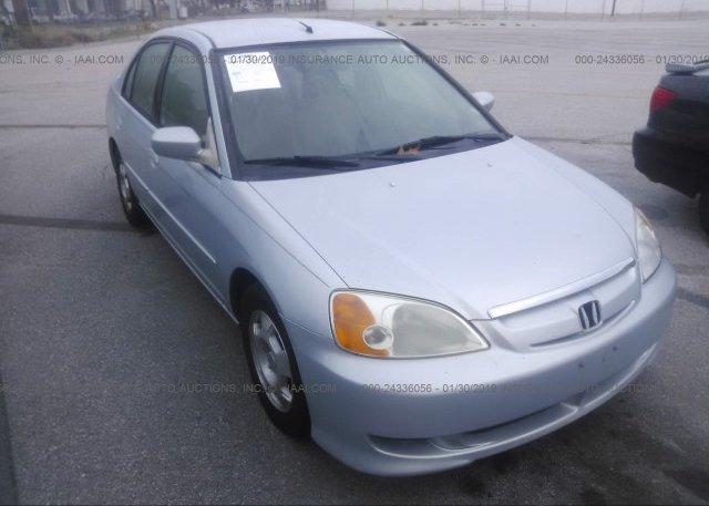 Inventory #162437781 2003 Honda CIVIC