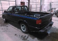 1998 Chevrolet S TRUCK - 1GCCS1448W8171342 [Angle] View