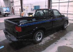 1998 Chevrolet S TRUCK - 1GCCS1448W8171342 rear view