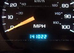1998 Chevrolet S TRUCK - 1GCCS1448W8171342 inside view