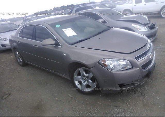Inventory #687704281 2008 Chevrolet MALIBU