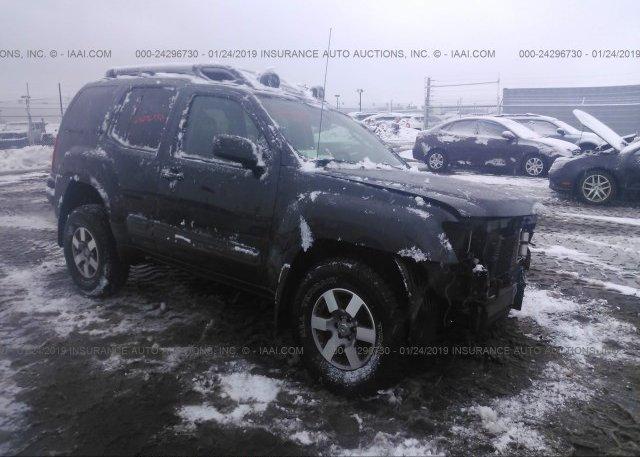 Inventory #249965208 2011 Nissan XTERRA