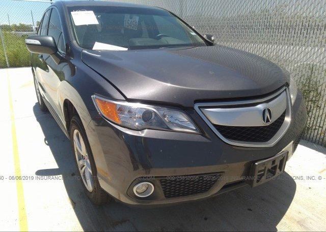 Inventory #981428661 2013 Acura RDX