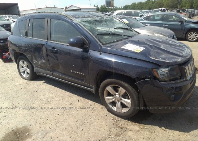 Inventory #907073123 2014 JEEP COMPASS