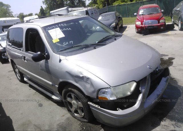 Inventory #267206023 2001 Nissan QUEST