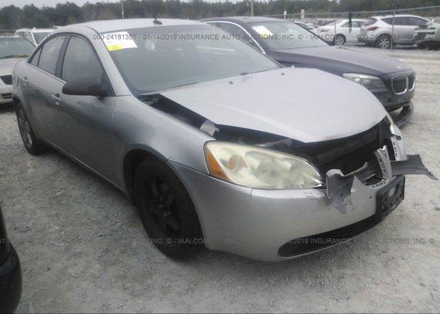 Inventory #880867562 2008 Pontiac G6