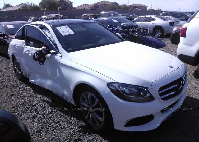 Inventory #870796937 2016 Mercedes-benz C