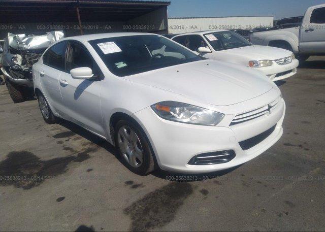 Inventory #154921328 2014 Dodge DART