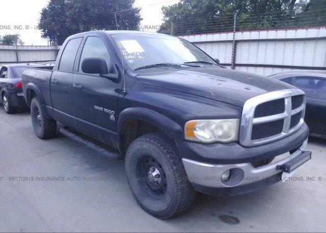 Inventory #349959860 2004 Dodge RAM 1500