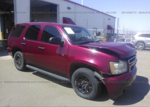 Inventory #949714380 2007 Chevrolet TAHOE