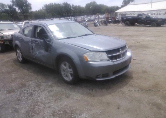 Inventory #382442240 2008 Dodge AVENGER