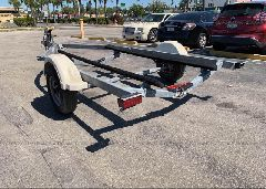 2012 MIDWEST BOAT TRAILER - 1MDAPAR12CA486118 [Angle] View