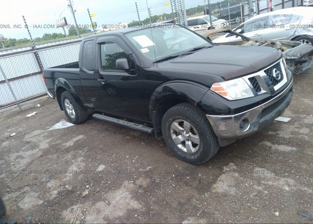 Inventory #819107465 2010 Nissan FRONTIER