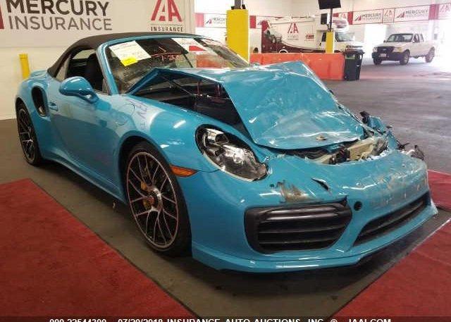 Inventory #711428727 2018 Porsche 911
