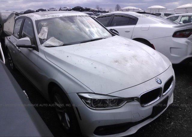Inventory #955576691 2016 BMW 320