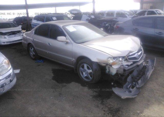 Inventory #892010907 2002 Acura 3.2TL