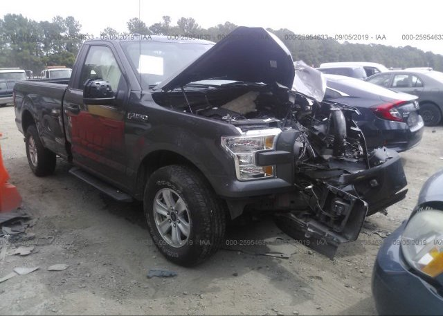 Inventory #162306107 2017 FORD F150