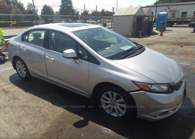 Inventory #568341437 2012 Honda CIVIC