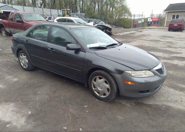 Inventory #629709834 2004 Mazda 6