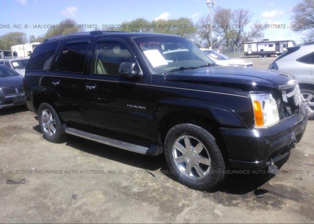 Inventory #735838060 2002 Cadillac ESCALADE
