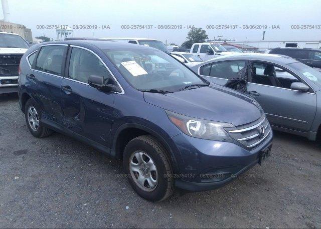 Inventory #223064814 2012 Honda CR-V