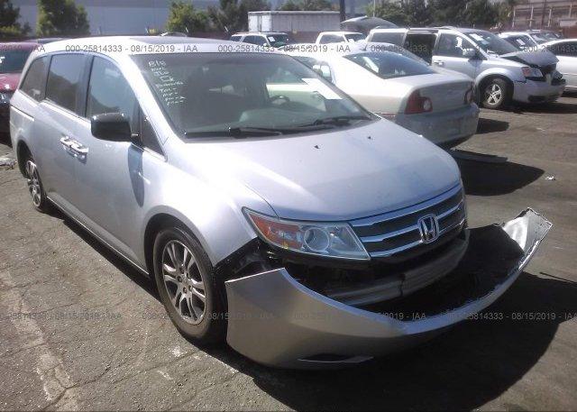 Inventory #725478778 2011 Honda ODYSSEY