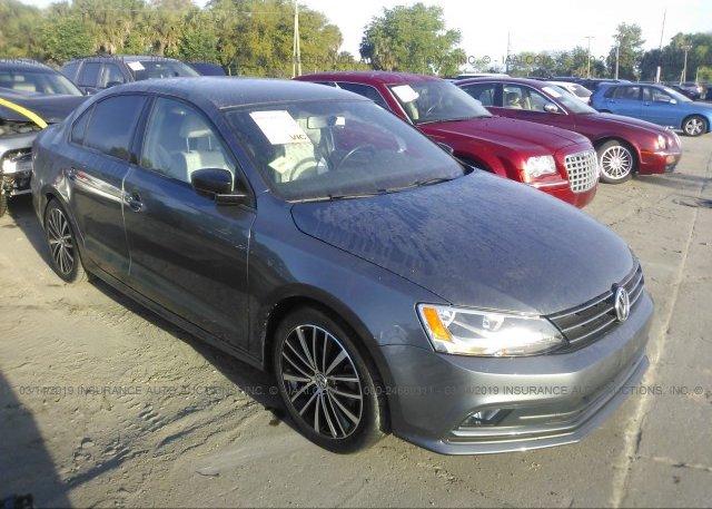 Inventory #264875897 2016 Volkswagen JETTA