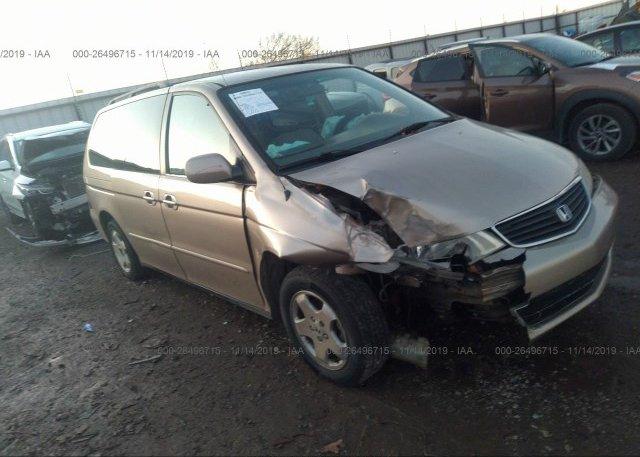 Inventory #395834984 2001 Honda ODYSSEY