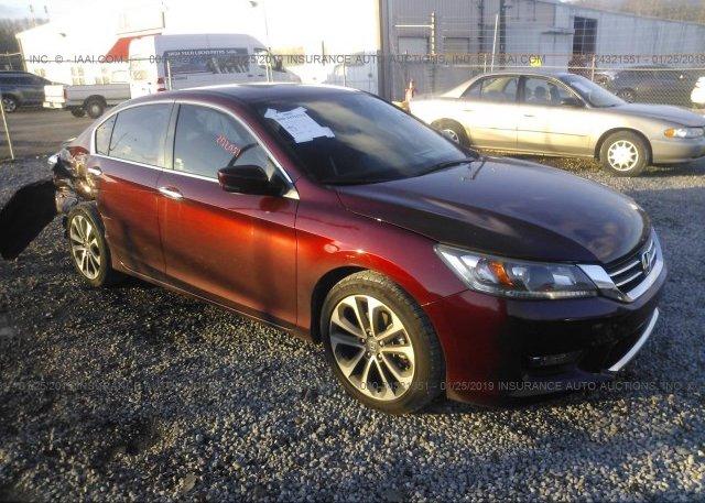 Inventory #532705599 2015 Honda ACCORD